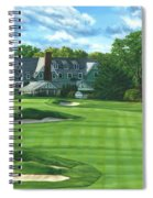 Oakmont Country Club Spiral Notebook
