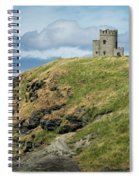 O'brien's Tower Spiral Notebook