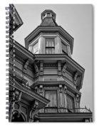 Observation Deck Spiral Notebook