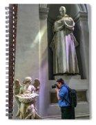 Observers Spiral Notebook