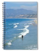 Ocean Beauty Spiral Notebook