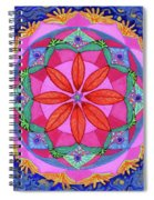 Ocean Of Love And Mercy Spiral Notebook