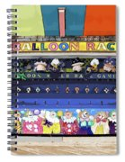 Off To The Races  Spiral Notebook