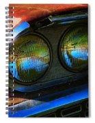 Oh, My, My Mercury Spiral Notebook