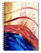 Oil And Water 26 Spiral Notebook