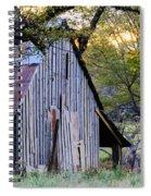 Okie Shelter Spiral Notebook