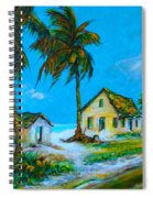 Old Bahama Road Spiral Notebook