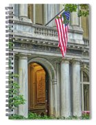 Old City Hall Of Boston Spiral Notebook