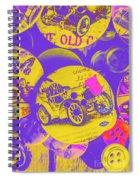 Old Fashion Fix Spiral Notebook