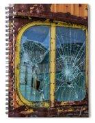 Old Glasses Spiral Notebook