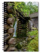 Old Mingus Mill Spiral Notebook