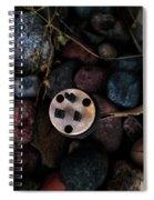 Old Plug Threat Spiral Notebook