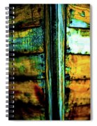 Old Prow Spiral Notebook