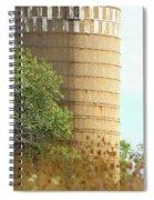 Old Silo Spiral Notebook