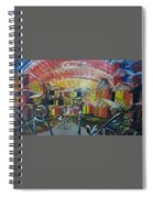 Old Traditions  Spiral Notebook