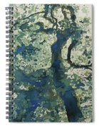 Old Woman Spiral Notebook