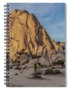 Old Woman Rock Spiral Notebook