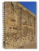 Oldest Castle Of Castro Marim Spiral Notebook