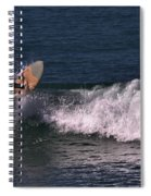 On End Spiral Notebook