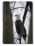 On Morning Watch Spiral Notebook