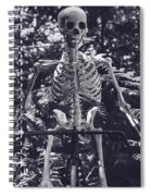 On Your Bike Spiral Notebook