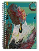 Once Upon A Planet Spiral Notebook