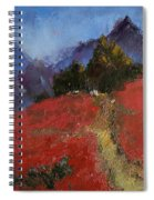 Once Upon A Time IIi Spiral Notebook