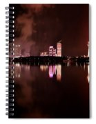 ooooh it's Bright Spiral Notebook