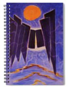 Optic Vision Spiral Notebook