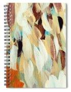 Orange #1 Spiral Notebook