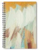Orange #4 Spiral Notebook