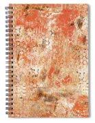 Orange Day Today Spiral Notebook