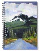 Oregon Road Trip Spiral Notebook