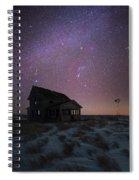 Orion  Spiral Notebook