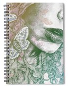 Ornaments - Rainbow II Spiral Notebook