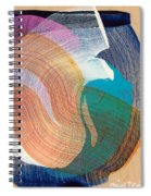 Out Of The Blue 07 Spiral Notebook