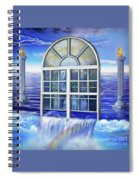 Outpouring Spiral Notebook