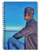 Over See Spiral Notebook