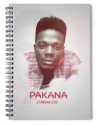 Pakana Artwork Spiral Notebook