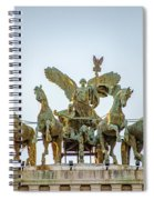 Palace Of Justice Spiral Notebook