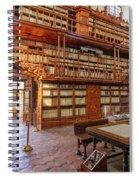 Palafoxiana Library Spiral Notebook