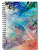 Palette 2 Spiral Notebook