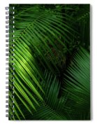 Palm Saturday Spiral Notebook