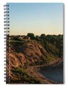 Palos Verdes Sundown Spiral Notebook
