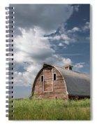 Palouse Barn 9652 Spiral Notebook