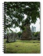 Panama Viejo Spiral Notebook