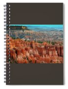 Panorama Bryce Canyon  Spiral Notebook