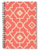 Pantone Pattern Spiral Notebook