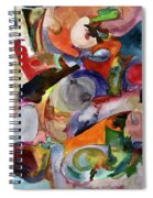 Parade Spiral Notebook