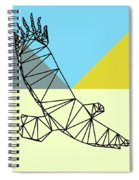 Party Eagle Spiral Notebook